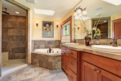 Bathroom Renovation in Weston Luxury Homes