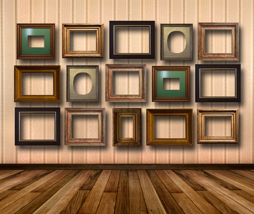 Picture Frames in Delray Beach real estate