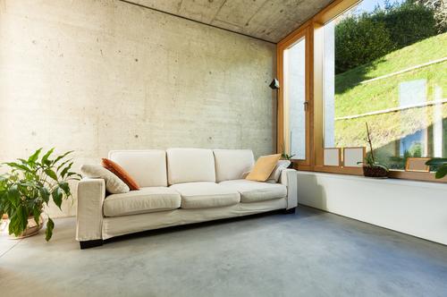Concrete Flooring in Boca Raton Luxury Homes