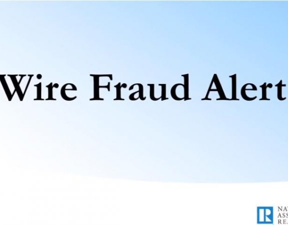 Wire Fraud Alert Photo