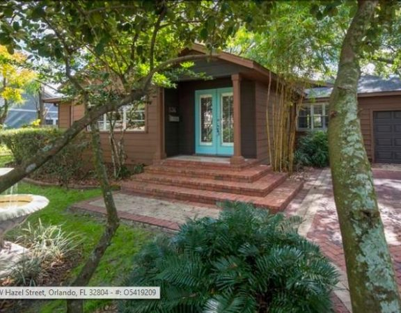 Orlando Luxury Homes on 536 W Hazel Street