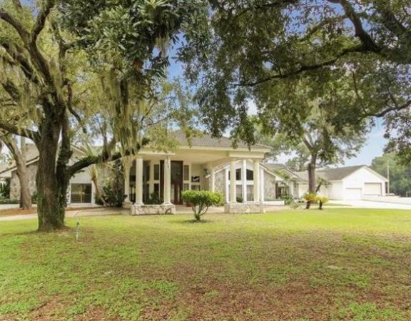 Orlando Luxury Homes on Horse Farm