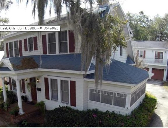 Orlando Luxury Homes 642 E. Amelia Street