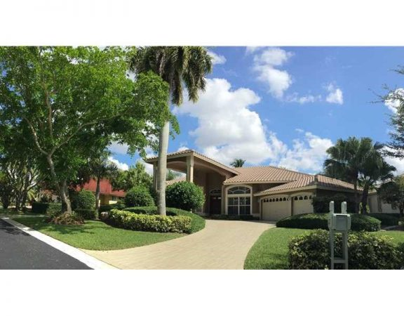 Coral Springs homes for sale 12177 NW 9th_front
