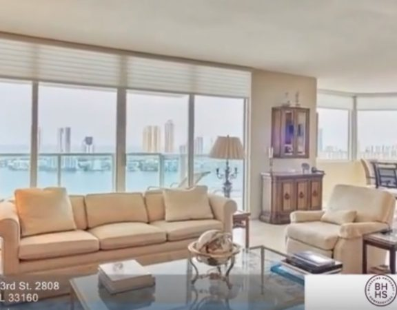 Aventura Real Estate Property with Ocean Views