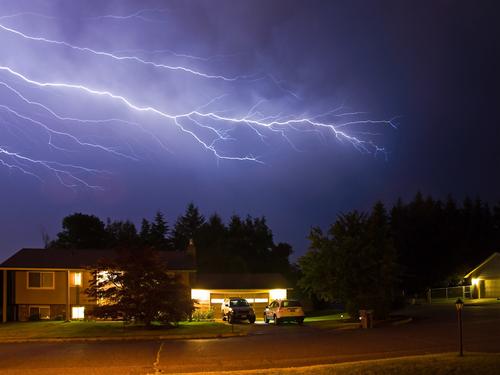 Boca Raton real estate receives lightning strikes