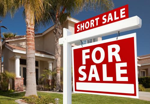 Boca Raton real estate steps to short sale.