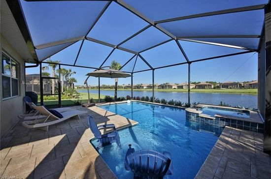 Fort Myers homes for sale with view