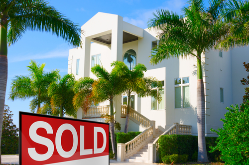 Weston luxury homes promising real estate market.