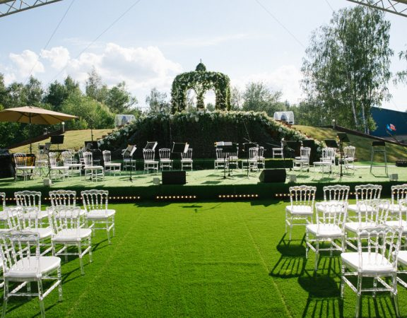 Parkland Homeowners Tie the Knot