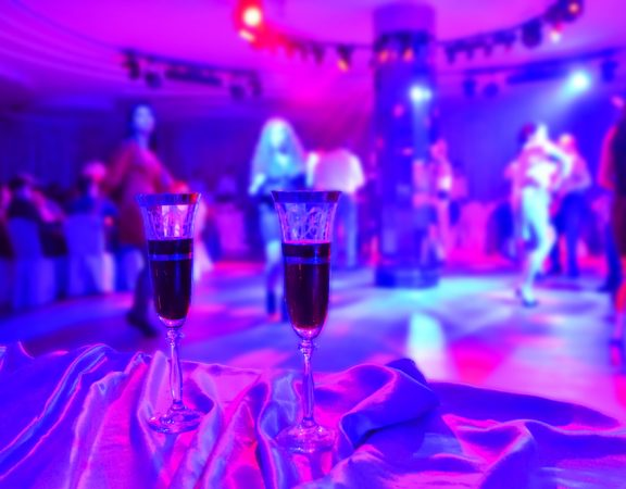 Boca Raton Homes' New Year's Party Ideas