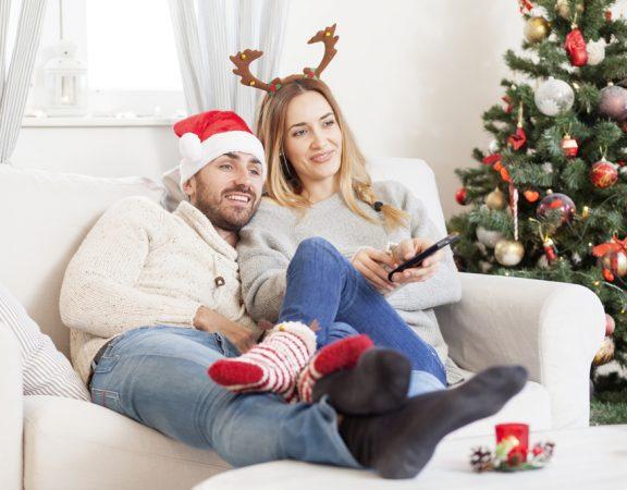 Delray Beach Homeowners Enjoy Christmas Classics