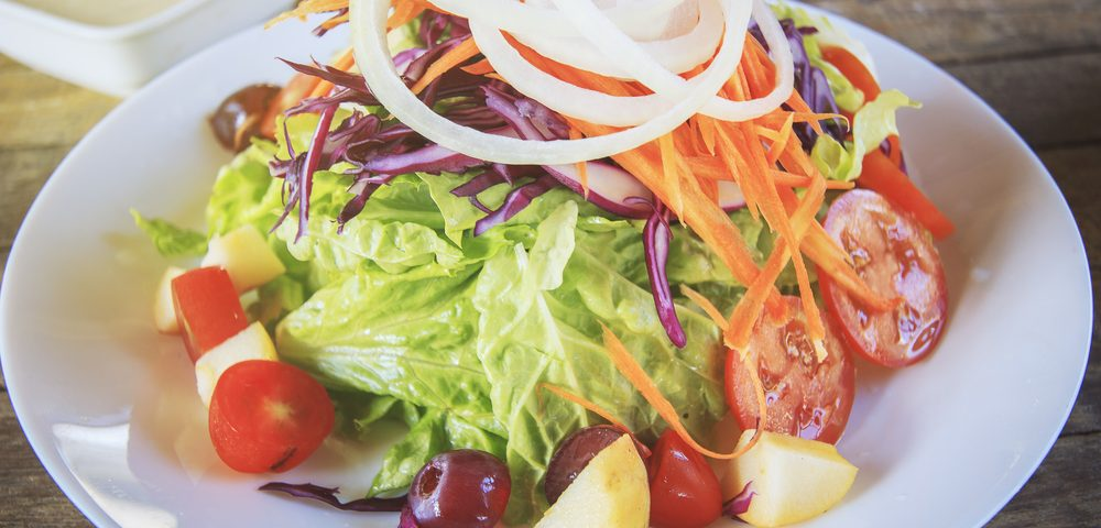 Weston Homeowners Get Fit with Salads