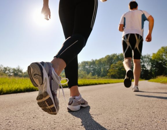 Which Running Shoes Should a Parkland Homeowner Buy