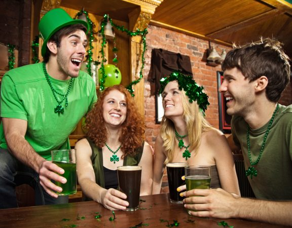 Coral Gables Homeowners Lose St. Patty's Day Weight,