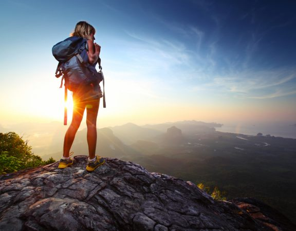 Go Rock Climbing This Summer