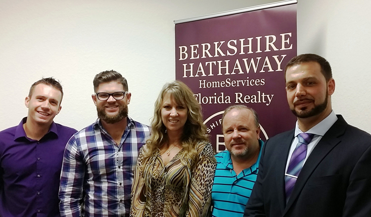 Fort Myers The Sheets Team Joins Berkshire Hathaway HomeServices Florida Realty