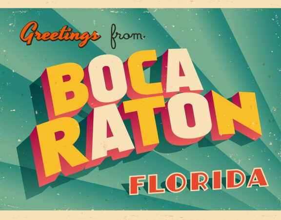 Postcard in Boca Raton Luxury Homes