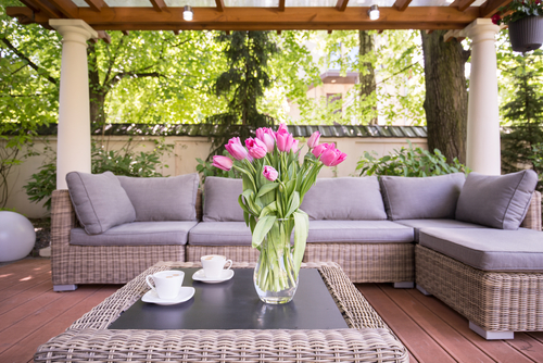 Outdoor Spaces for Weston Luxury Homes