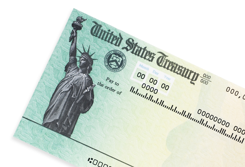 Tax Refund Check for Boca Raton Luxury Homes