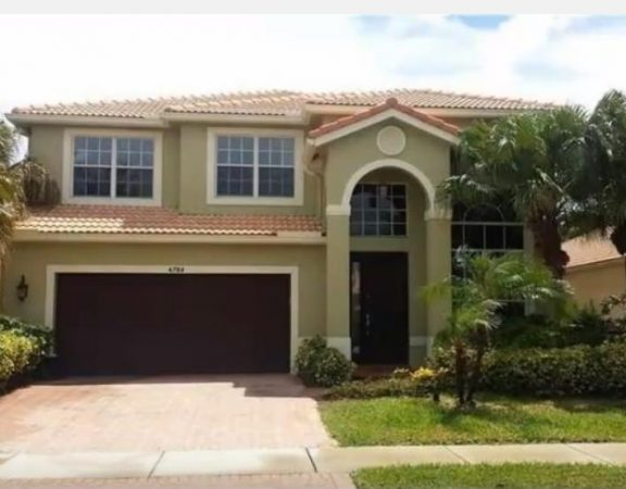 Delray Beach Real Estate 5 Bedroom Single Family Home