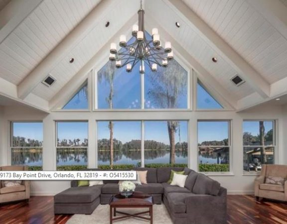 Homes for sale in Orlando can be the best retreats.