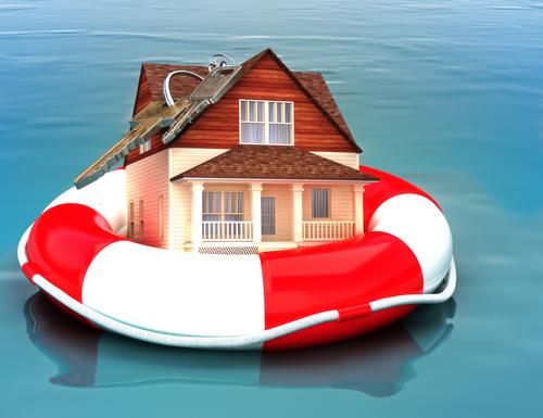 Lakewood real estate not underwater anymore.