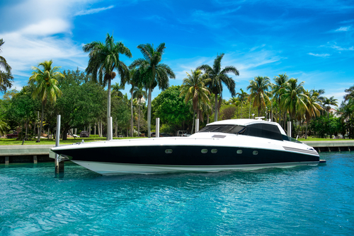 Marco Island Luxury Homes Owners Yacht Storage