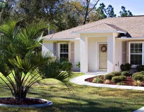 Parkland home