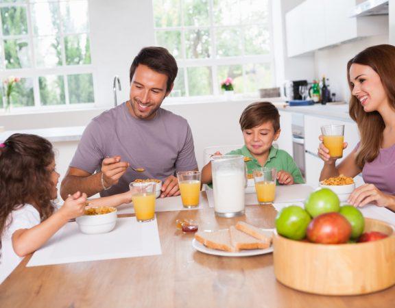 Stuart Homeowners Eat Smart Breakfasts