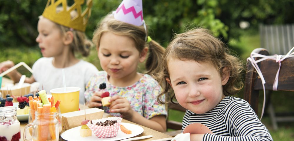 throwing a surprise party