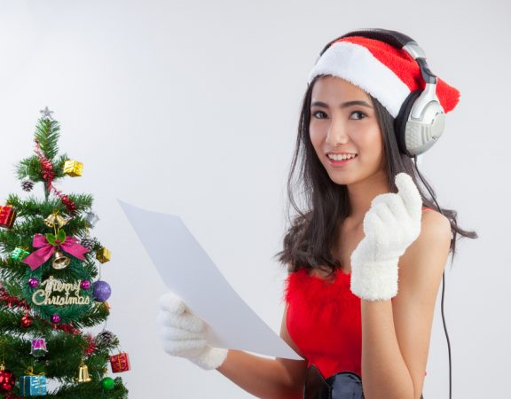 Christmas Music in Delray Beach Homes
