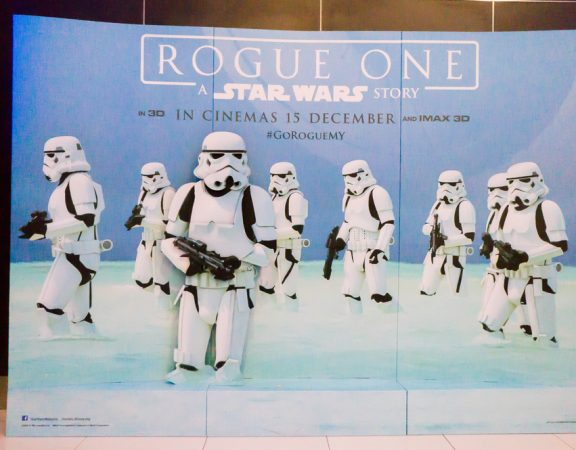 Stuart Homeowners Flock to See Rogue One