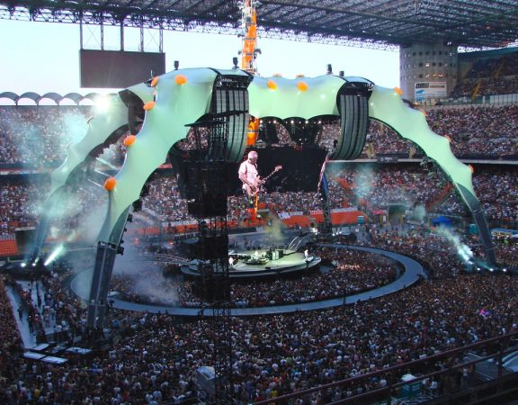 Oviedo Homeowners Get Ready for U2 The Joshua Tree Tour