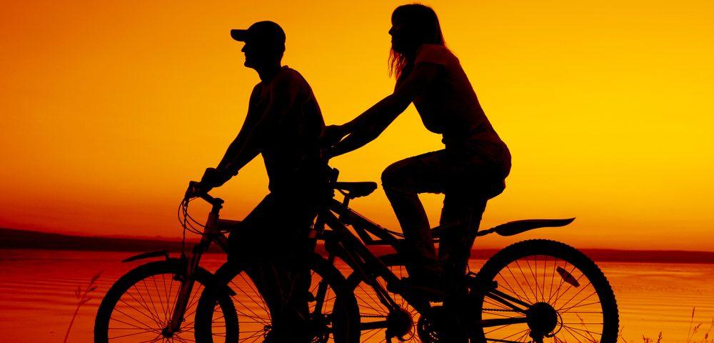 Boca Raton Homeowners Mountain Bike to Keep Fit