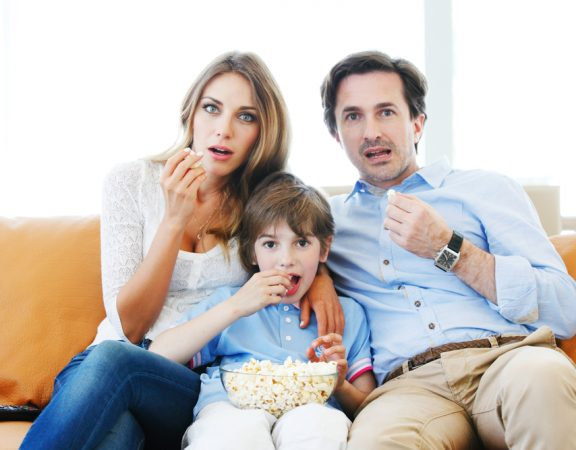 Family DVDs to Watch in Your Weston Home