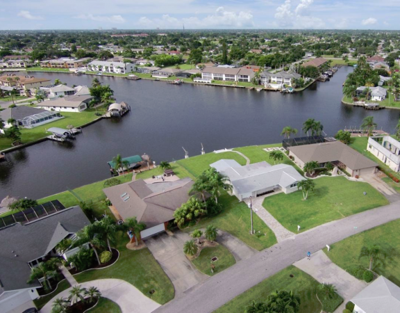 Cape Coral Home For Sale