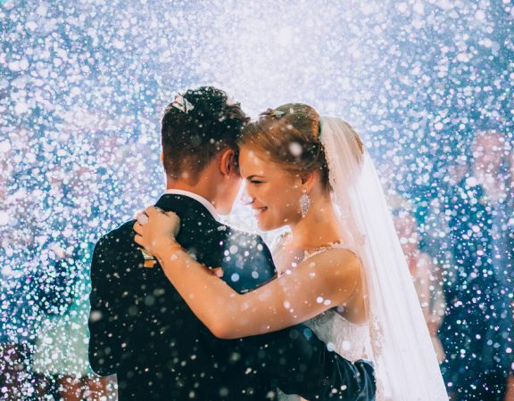 The Wedding of Her Dreams