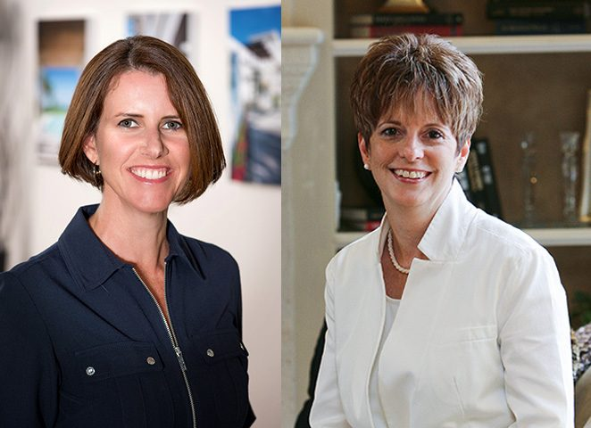 Bev Murray & Pam Charron Sells St. Armands Place