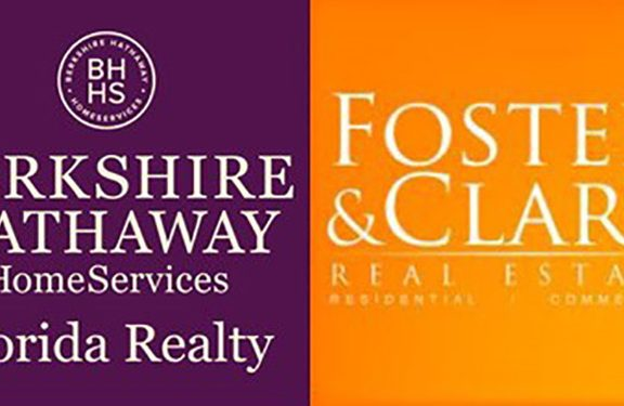 Foster & Clark now with Berkshire Hathaway HomeServices Florida Realty