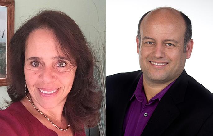 Randy Neuman & Widad Torbay Earn Designation in Global Real Estate Network