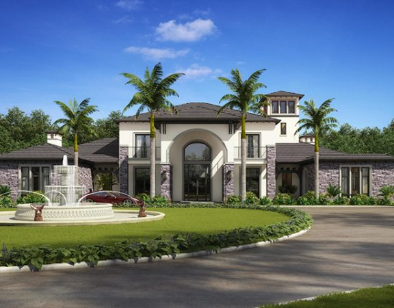 New Construction in Wellington, Florida